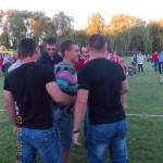 Привітання учасників змагання